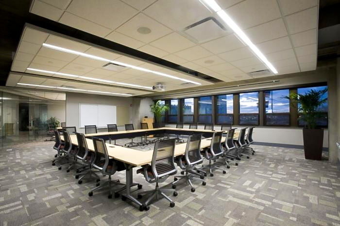 Bayer Cropscience Corporate Office Meeting Room